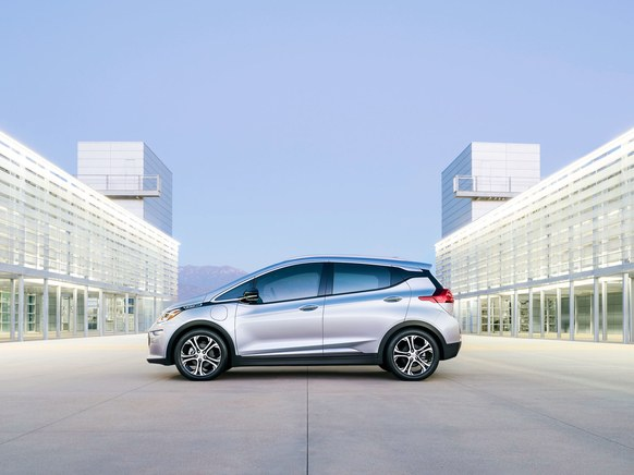 general motors is going all electric photo gm
