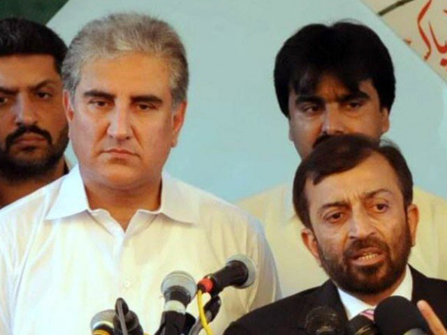 mqm using assurance to back pti for change of opposition leader as bargaining chip