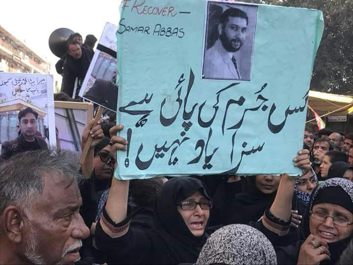 karachi s activists to start fill the jails movement in protest over shia missing persons