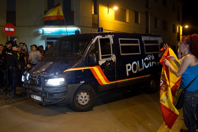 catalan police chief probed for alleged sedition