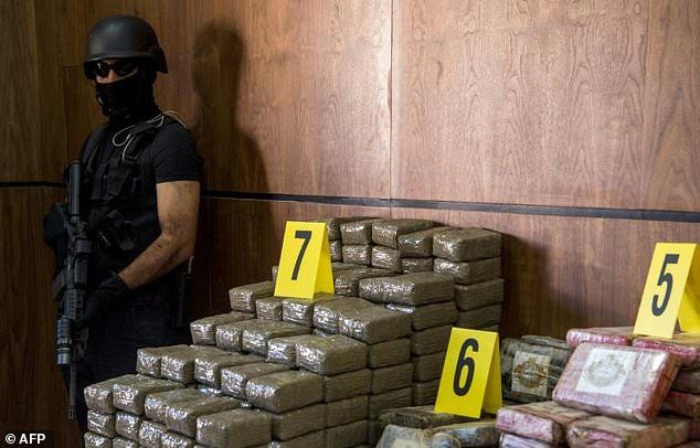 13 spanish citizens arrested in morocco over record cocaine haul
