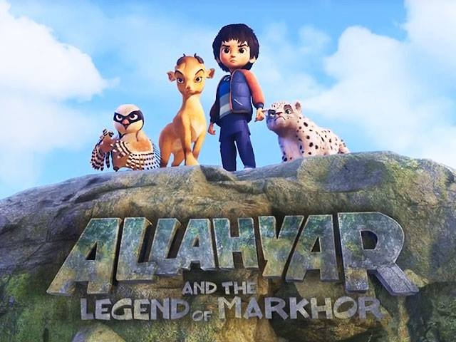pakistan goes pixar esque with allahyar and the legend of markhor