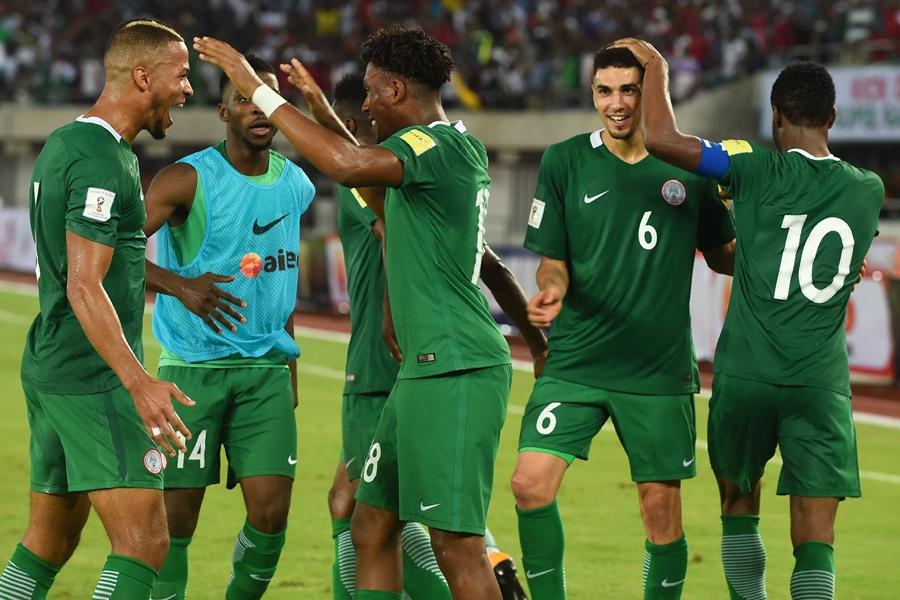 iwobi helps nigeria secure 2018 world cup berth