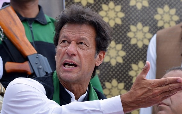 we will take to streets yet again warns imran