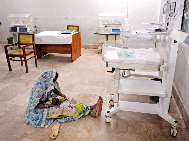 The Sindh health department is recruiting 4,000 doctors to be posted in rural Sindh for three years to benefit residents of remote areas of the province. PHOTO: FILE