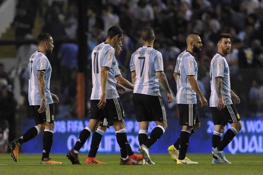 messi s argentina facing failure to qualify