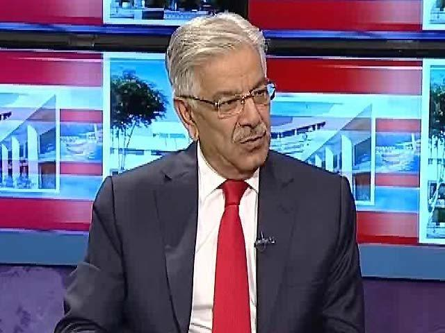 Foreign Minister Khawaja Asif. PHOTO: EXPRESS