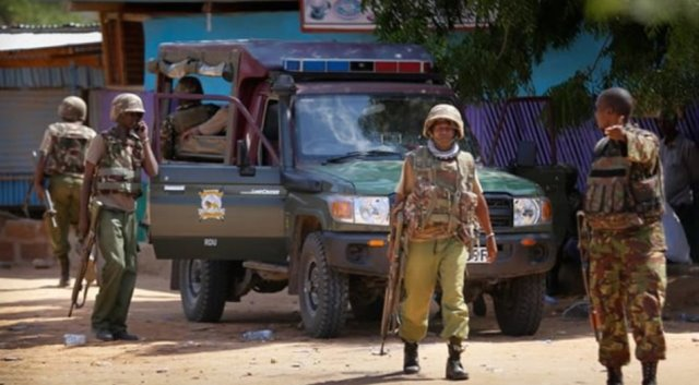 two killed in vehicle ambush on kenya coast