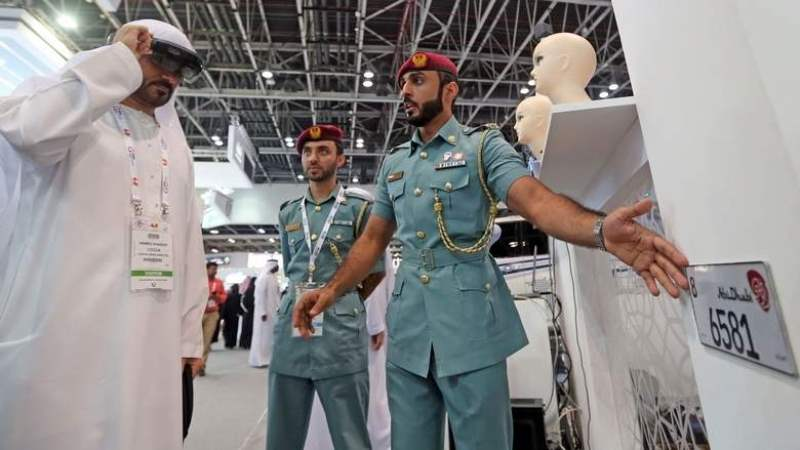 police to use smart glasses to catch criminals in abu dhabi