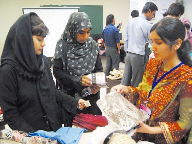 Participation of women entrepreneurs will boost economy. PHOTO: EXPRESS