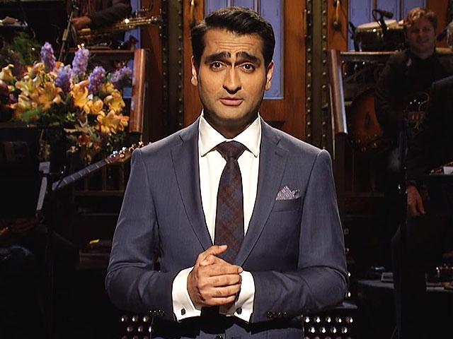 pakistani american actor kumail nanjiani talks islamophobia and racism on snl