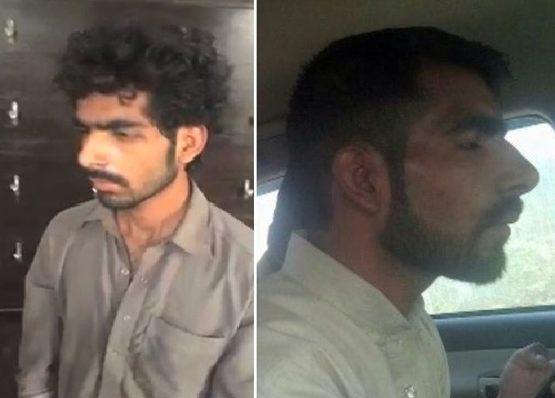 karachi s serial knife attacker arrested in mandi bahuddin police