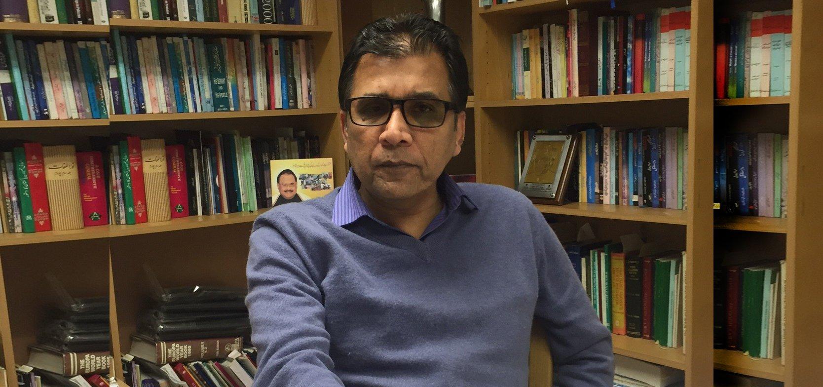 nadeem nusrat denies reports he s parted ways with altaf hussain