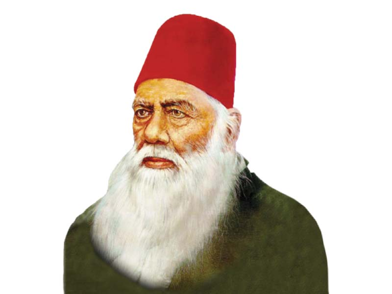 sir syed s bicentennial commemorated