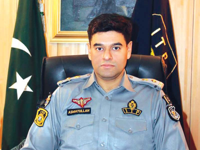 ssp junejo returns to capital police after three years