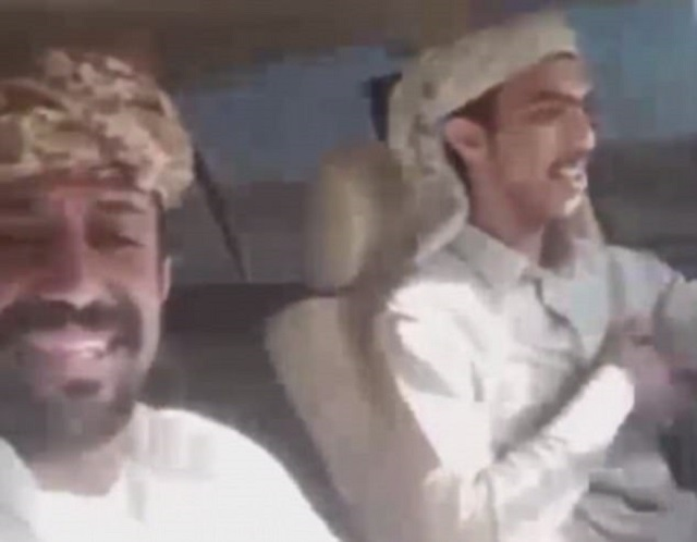 snapchat video shows saudi men joking seconds before deadly car crash