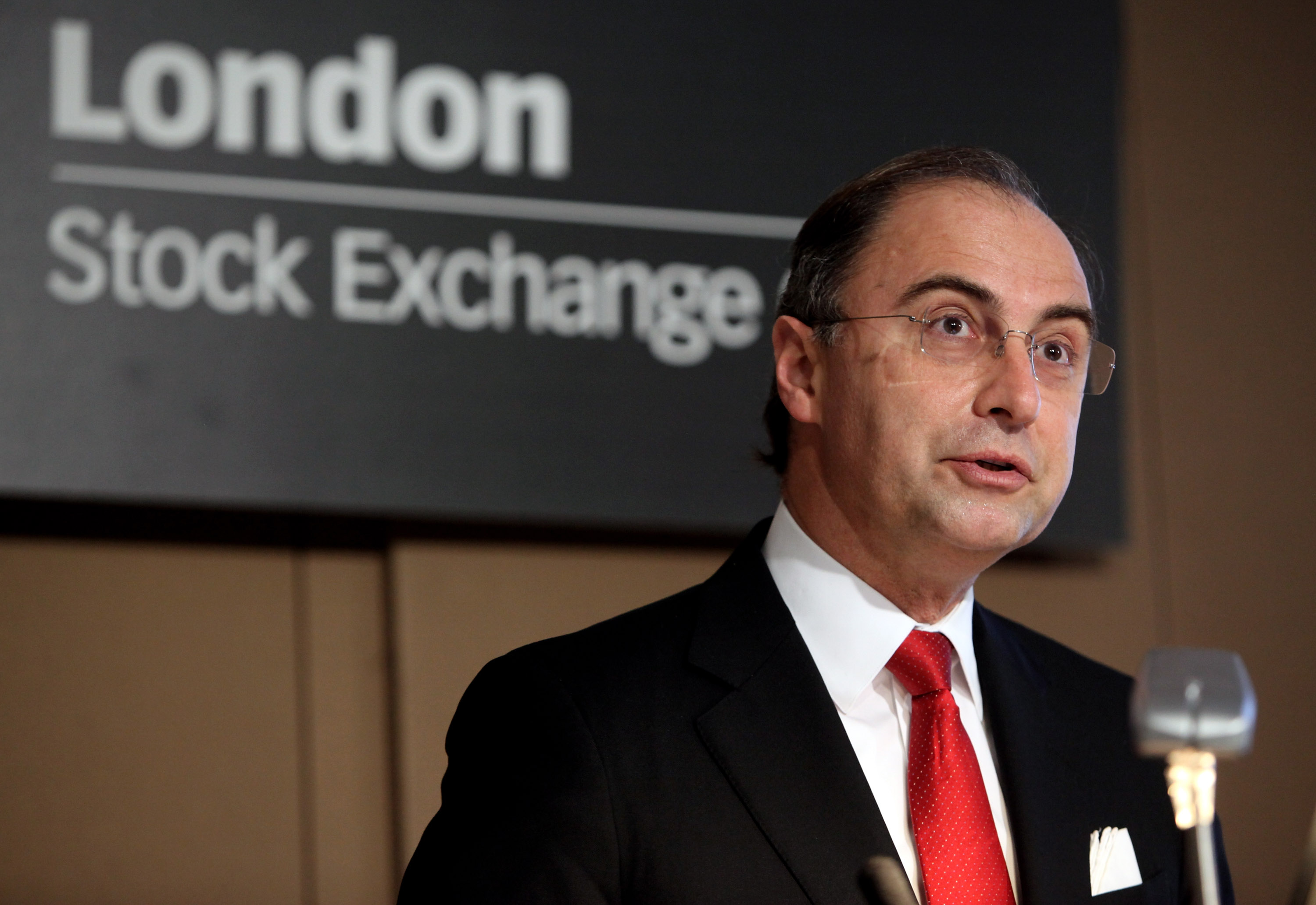 london stock exchange says ceo xavier rolet to depart