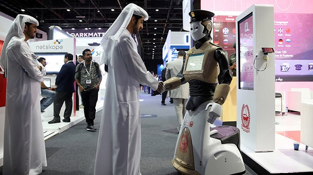 UAE introduces Minister for AI PHOTO: REUTERS
