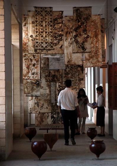 pakistan s biggest art exhibition begins at njv high school