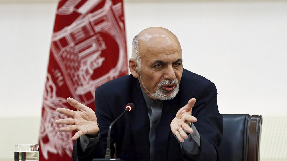 afghan president ghani to visit new delhi tomorrow same day tillerson will