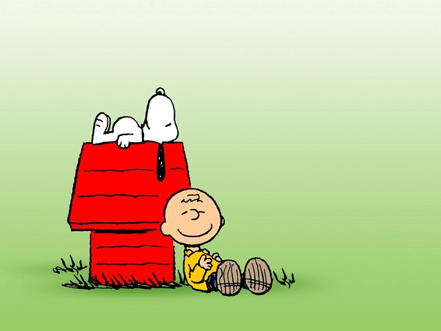 an ode to charlie brown