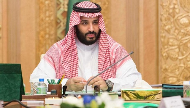 saudi arabia 039 s crown prince mohammed bin salman photo afp