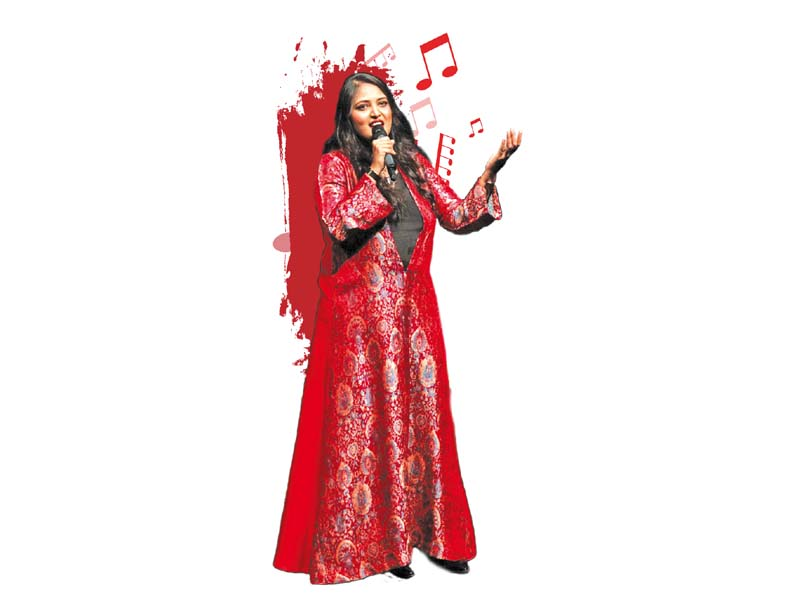 sufi star enthralls audience at pnca