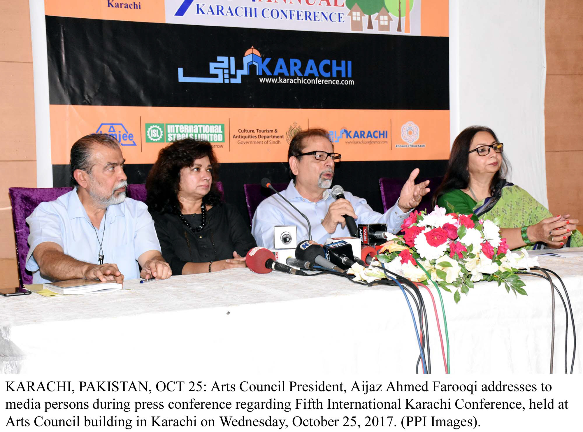 karachi conference to kick off on friday