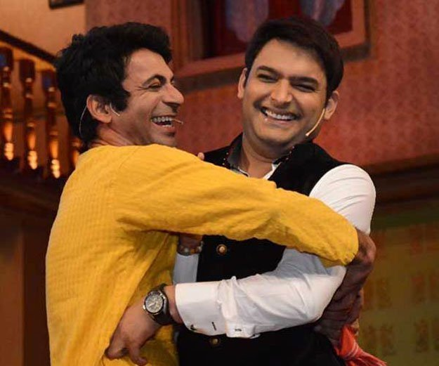kapil sharma wanted to commit suicide after his rift with sunil grover