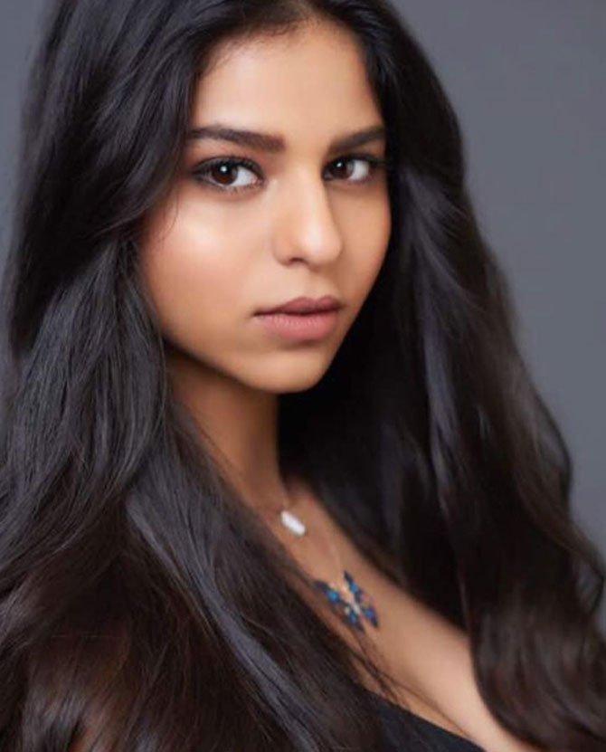 suhana khan trolled for being srk s female version