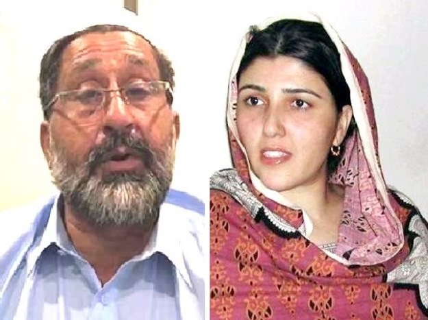 ayesha gulalai s ex aide who accused her of corruption gunned down