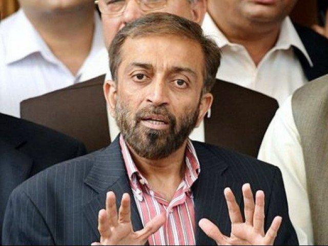 we don t believe in politics of intimidation farooq sattar