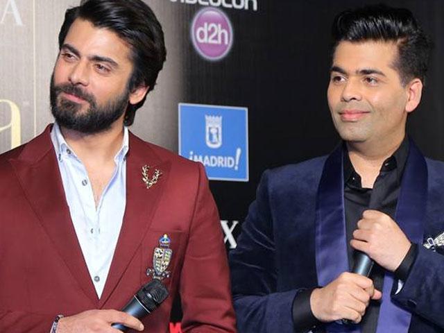 karan johar celebrates a year of ae dil hai mushkil sans fawad khan