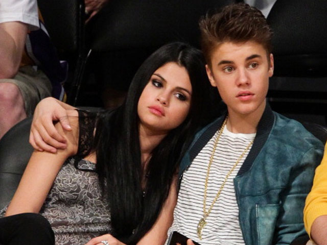 selena gomez and justin bieber spotted chilling
