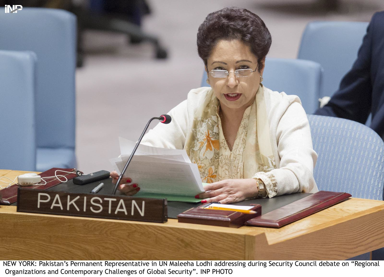 terror groups including al qaeda have been dismantled by pakistan maleeha lodhi
