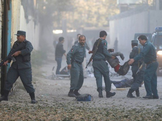 foreign office condemns kabul suicide bombing
