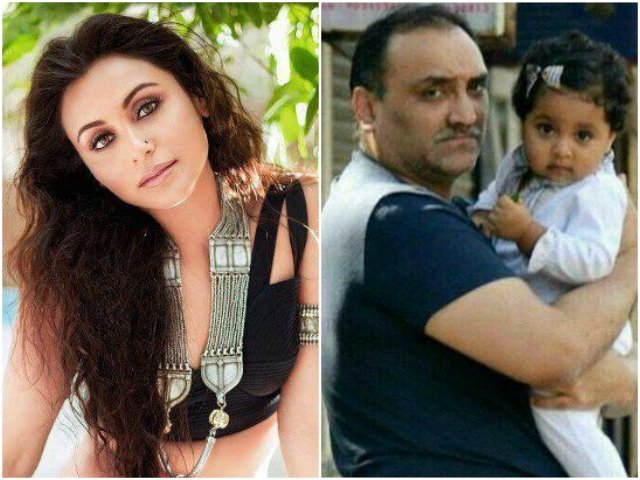 baby adira s latest pictures prove she s a mini rani mukerji