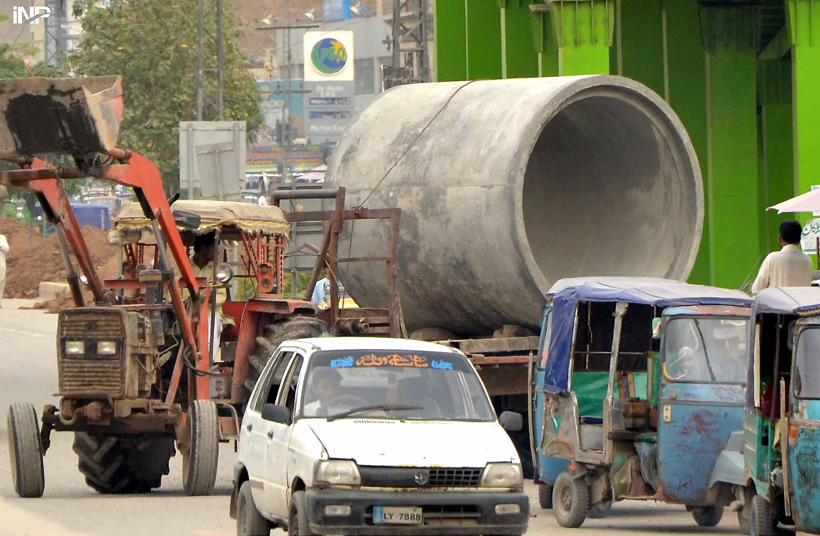 the national highway authority will get a share of rs188 billion mainly to complete the road projects of the cpec photo inp file
