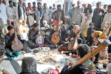 urs celebrations of hazrat shah abdul latif bhitai commence