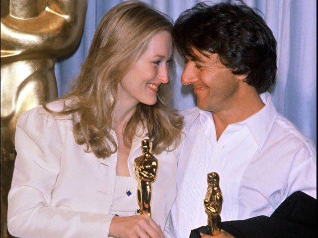 Meryl Streep Calls Dustin Hoffman An Obnoxious Pig The Express Tribune