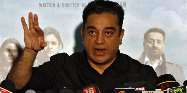 hindu extremist outfit calls for killing kamal haasan for his saffron terror remarks