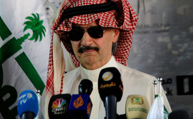 al waleed the saudi billionaire prince who slammed trump