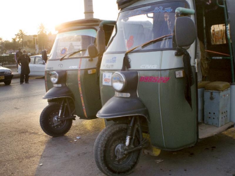 drivers demand govt lifts ban on loader rickshaws