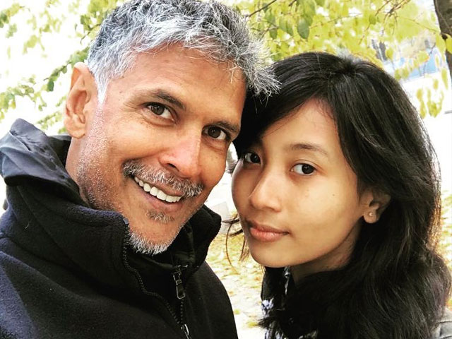 bajirao mastani actor milind soman brutally trolled for dating 18 year old