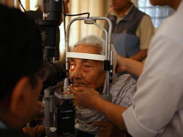 Surgeries to be conducted at Pakistan Eye Bank Society Hospital between Jan 10 and Jan 24. PHOTO: REUTERS