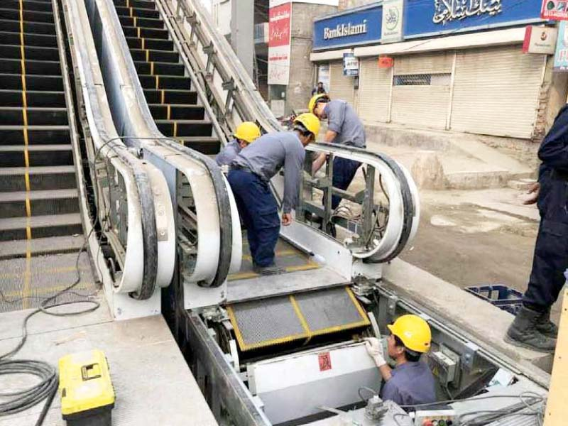 orange line metro train govt likely to miss deadline due to stay orders