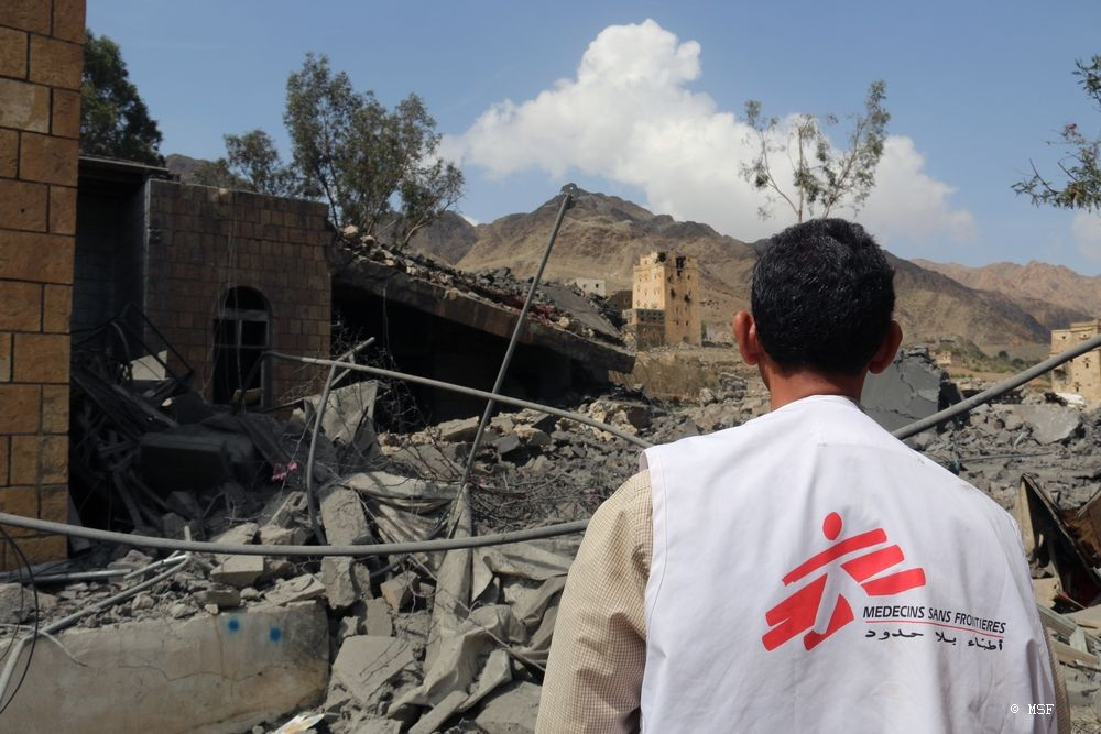 global medical charity msf told to pack up from bajaur agency