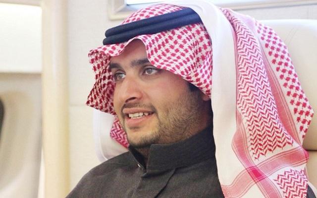 Prince Turki bin Mohamed bin Fahd Photo Twitter/@AdeelSButt