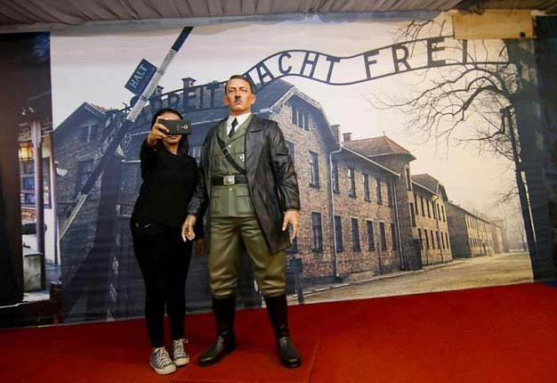 indonesian museum removes nazi themed exhibit after outrage