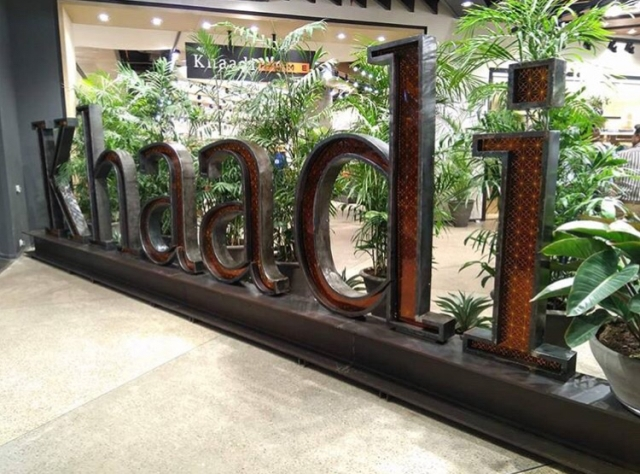 khaadi launches its largest store in karachi s lucky one mall